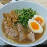 115251400 - 麺や HH @西葛西 えいちつー麺 税込880円