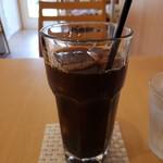 香蔵珈琲店 - アイスコーヒー