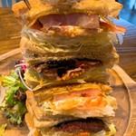 115254483 - King of Sandwichサンドイッチの王様アップ