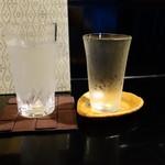 115256443 - 日本酒は瑞冠と雁木(各650円)