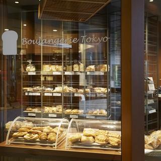 ブーランジュリートーキョウ - 料理写真:店外イメージ
