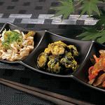 カラオケサウンドパーク - 料理写真:おつまみセット
