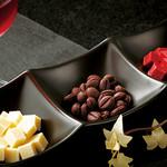 カラオケサウンドパーク - 料理写真:3種の贅沢チョコレート