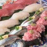 寿司居酒屋 喜八 - 寿司