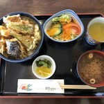 道の駅 宍喰温泉 レストラン アリタリア - 料理写真: