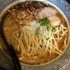 麺Dining比内地鶏白湯らーめん志道 - 料理写真:焦がしにんにく ブラック