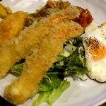 ヴィヴィ食堂 - ヴィヴィ食堂 @上板橋 日替おすすめ おかずのプレート