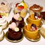 ボンヌレーブ - ケーキいろいろ