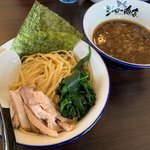 麺家 ジロー商店 -  つけ麺並盛(200g)850円