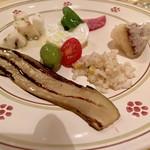 115273418 - 前菜&温野菜