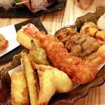 海鮮居酒屋 天ぷら番長 -