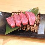 ミートバル 肉たらし - ヒレ