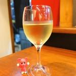 ばるらんて  - グラスワイン ¥530