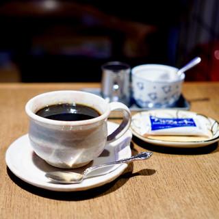 ワンダアカフェ - ドリンク写真:オリヂナルブレンド珈琲