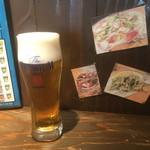 バルザル - 生ビール