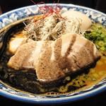 麺匠 佐蔵 - 特製焦がし味噌 1100円