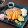 レストランままごとや - 料理写真:フルーツパンケーキ