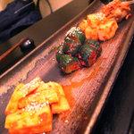 焼肉 菜好牛 - キムチ盛り