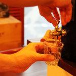 オステリア ベオーネ - 食後酒グラッパ多数取り揃えております!