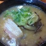 Fukuyoshitei - これが290円ラーメンだ!薄いとんこつ味。