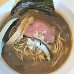 青春餃子 - 料理写真:焙煎煮干しそば