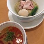 麵屋 BISQ - 料理写真:坦々つけ麺@880円