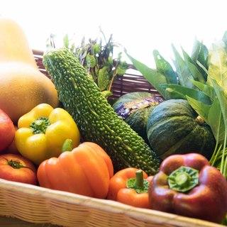 産地直送の新鮮野菜を、旨味たっぷりの絶品料理でご提供♪
