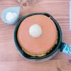ミツバチガーデン カフェ - 料理写真:スノーハニーパンケーキ!