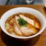 ラーメン屋 トイ・ボックス - ☆特製醤油ラーメン(●^o^●)☆