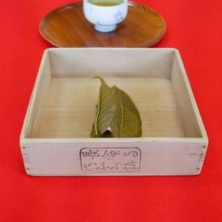 長命寺 桜もち - 料理写真: