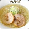 べらしお - 料理写真:鶏の塩そば700円