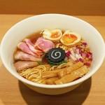 らぁ麺 はやし田 - ☆のどぐろの濃厚さがすごい(●^o^●)☆