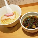 らぁ麺 はやし田 - ☆つけ麺(#^.^#)☆