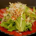うをくら - 料理写真:サラダ