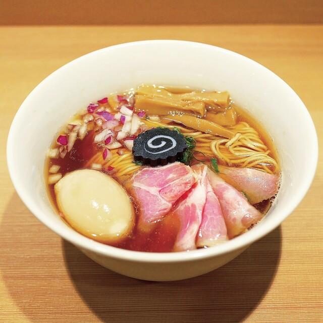 らぁ麺 はやし田 新宿本店>