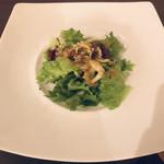 ベーカリーレストランサンマルク - サラダ