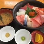 小川港魚河岸食堂 - 海鮮丼
