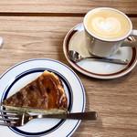 メガネ コーヒー - 料理写真: