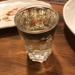 かわ屋 - という事で酒  旭菊6号!
