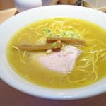 江ノ島らぁ麺 片瀬商店 - 地魚塩らぁめん