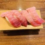 いなせ寿司 - 料理写真:中トロ