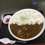 umichikashokudou - チキンカレー