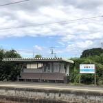 釜あげうどん 長田 in 香の香 - 金蔵寺という無人駅から徒歩10分