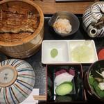 うなぎ 徳 - 料理写真: