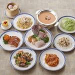 ホテルオークラレストラン新宿 中国料理 桃里 -