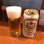 115324202 - 缶ビール 390円