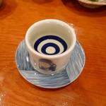 山海 - 出羽桜 生吟醸