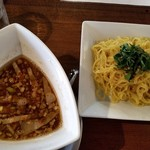 フタツボシ - ニボシつけ麺