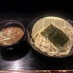 つけ麺専門 麺処 虎ノ王 - 魚介とんこつつけ麺 780円