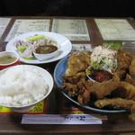 11533138 - ひなたスペシャル ご飯大盛り(1500円+100円)